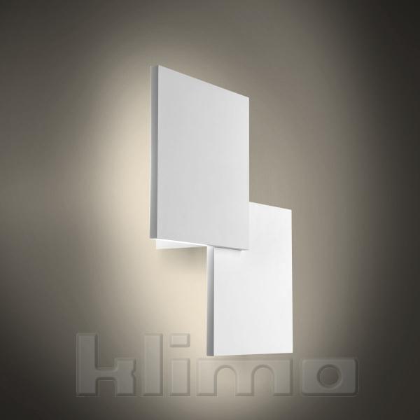 Klimo Leuchten GmbH | Wand- oder Deckenleuchte PUZZLE LED SQUARE